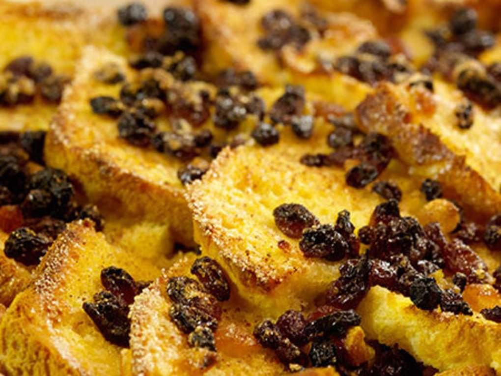Egg and Bread Pudding – Eid